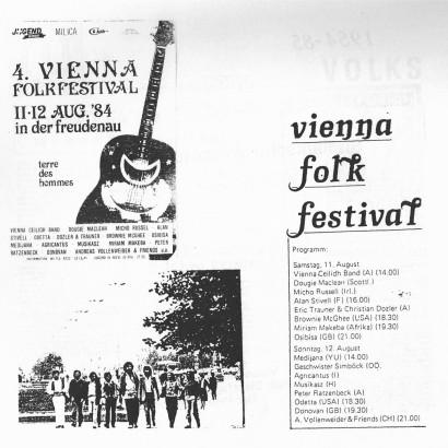 Agricantus: concerti 1983-1994