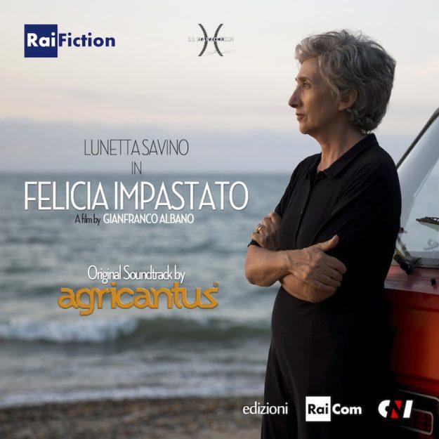 Booklet OST Felicia Impastato - Agricantus